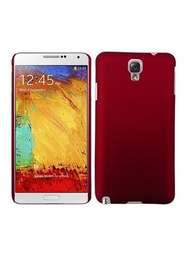 Microsonic Premium Slim Kılıf Galaxy Note 3 Neo Kırmızı Renkli
